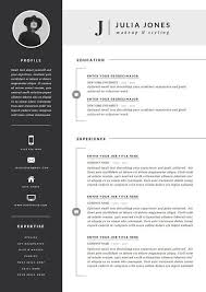 professional cv template professional looking resume template cv