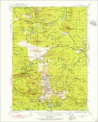 new oregon maps feature national scenic trails