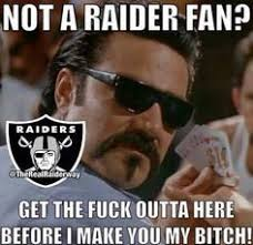 Oakland Raiders Memes - raiders raider nation baby pinterest raiders raider nation