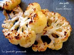 cuisiner le chou fleur chou fleur grillé sauce beurre citron la fourchette gourmande