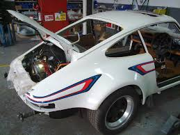 porsche martini porsche uk demonstrator martini 930 restoration at 9m rennlist