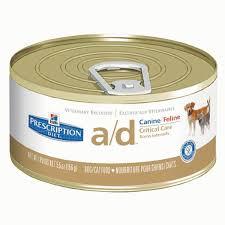 hill u0027s prescription diet dog u0026 cat a d critical care cans 156g x