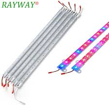 12v dc led grow lights rayway led plant grow light smd 5630 5730 hydroponic systems grow