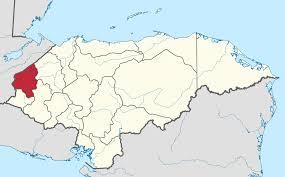 Map Of Roatan Honduras Copán Department Wikipedia