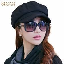 barret hat 2017 wholesale siggi newsboy caps for women cabbie painter beret