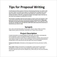 11 writing proposal templates u2013 free sample example format