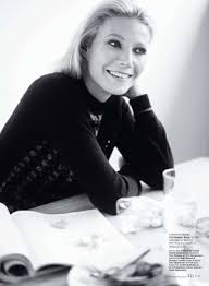 CELEBRITIES BEING BESTIES Gwyneth Paltrow Saves Meryl Streeps - Gwyneth paltrow notes from my kitchen table