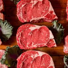 Standing Rib Roast Per Person by Bone In Standing Rib Roast Seasoned U0026 Cradled Maplewood Meats