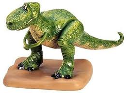 wdcc toy story rex