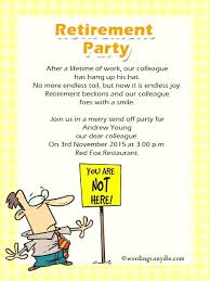 retirement invitation wording retirement party invitations retirement party invitation cards