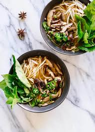 cuisine pho vegetarian pho recipe noodle soup cookie and kate