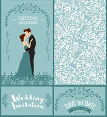 wedding card to groom wedding card template groom icons classical design free