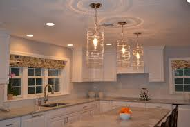 large glass pendant lights for kitchen 57 most supreme clear glass pendant light lights above island