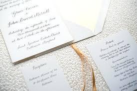 wedding invitations toronto calligraphy wedding invitations formal script calligraphy wedding