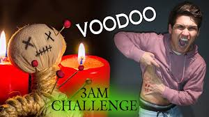 Challenge Real Do Not Use Real Voodoo Doll At 3am Haunted Voodoo Doll 3
