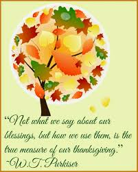 thanksgiving qoute building our story november 2014