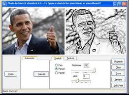 to pencil sketch software mac