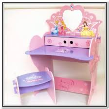 Disney Princess Vanity And Stool Disney Princess Vanity Set With Stool Home Design Ideas