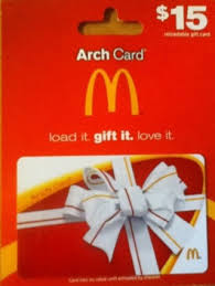 mcdonalds gift card discount free are you hungry yet wow look 15 mcdonald s arch