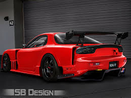 who makes mazda name this bodykit rx7club com mazda rx7 forum