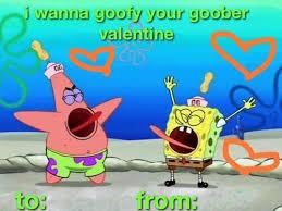 spongebob valentines day cards spongebob valentines day cards spongebob s day cards