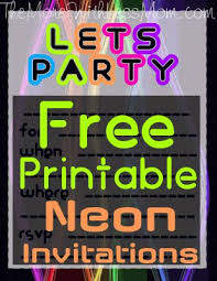 hashtag neon party birthday party invitation birthday 103 best neon party images on party ideas birthday