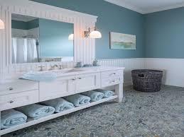 Coastal Bathroom Ideas by Blue And White Bathroom Decorating Ideas Coastal Living Bathroom