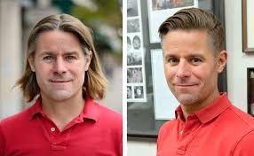 360 view of mens hair cut 21 before after photos of people with new haircuts inspiremore