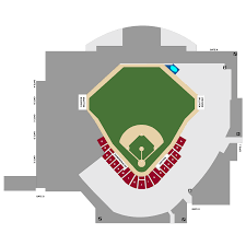 Dodger Stadium Parking Map Chase Field Map Arizona Diamondbacks