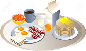 pancake clipart breakfast egg pencil and in color pancake