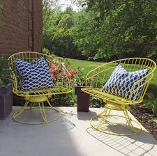 Swivel Patio Chair Patio Outdoor Chairs Lowes Small Sectional Patio Furniture