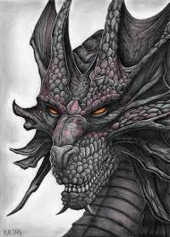 dragon drawing by bajan art on deviantart