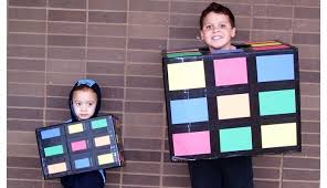 Halloween Costumes Clearance 10 Diy Halloween Costumes Based Toys Games Inhabitat