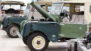 classic land rover everything you need to know about jaguar land rover classic works