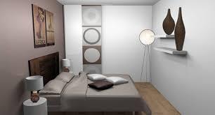 chambre beige blanc chambre adulte et beige mobilier décoration