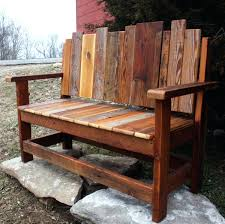 Free Outdoor Garden Bench Plans by Rustic Iron Outdoor Benches Rustic Outdoor Bench Ideas Rustic Wood