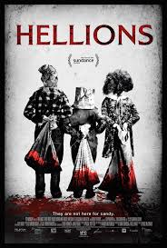 movies for halloween trick or treat new poster for halloween horror hellions the