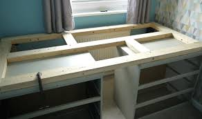 ikea bed hack ikea malm drawer hack to single bed renovation bay bee
