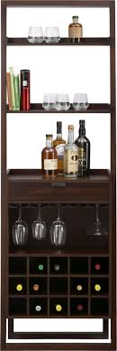 crate and barrel bar table crate and barrel wooden wine rack wooden designs
