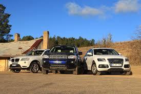 q5 vs bmw x3 audi q5 vs bmw x3 vs land rover freelander 2 comparison flickr