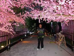 japanese flower tree artificial pink flowering trees trees