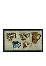 bacova accent rugs bacova coffee kitchen accent rug belk