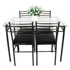 Best  Glass Dining Table Set Ideas Only On Pinterest Glass - Kitchen glass table