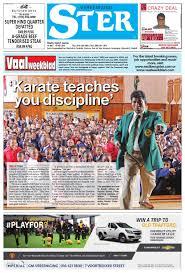 vereeniging ster 10 16 mei 2016 by mooivaal media issuu