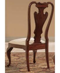 american drew cherry grove 45th splat back dining side chairs