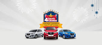 nissan finance interest rate india diwali carnival