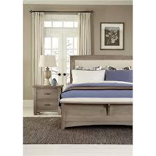 Driftwood Bedroom Furniture Bb61 559 Vaughan Bassett Furniture Transitions Driftwood Oak