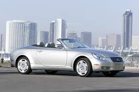 how much is a lexus sc430 2004 lexus sc 430 overview cars com