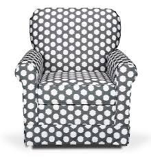 Glider Swivel Chairs Amazon Com Stork Craft Polka Dot Upholstered Swivel Glider