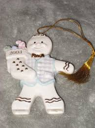 gingerbread china and porcelain ornaments wikii